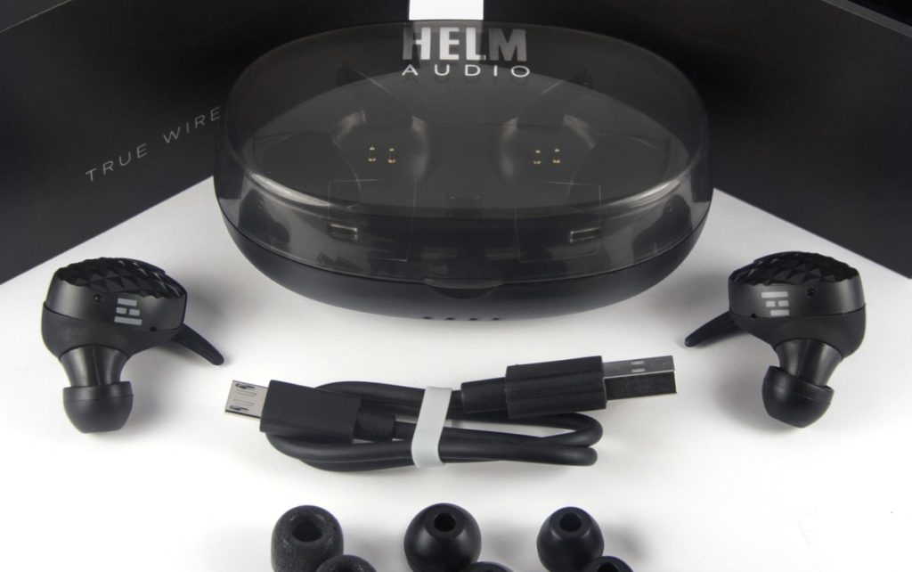 New headphones from HELM Audio