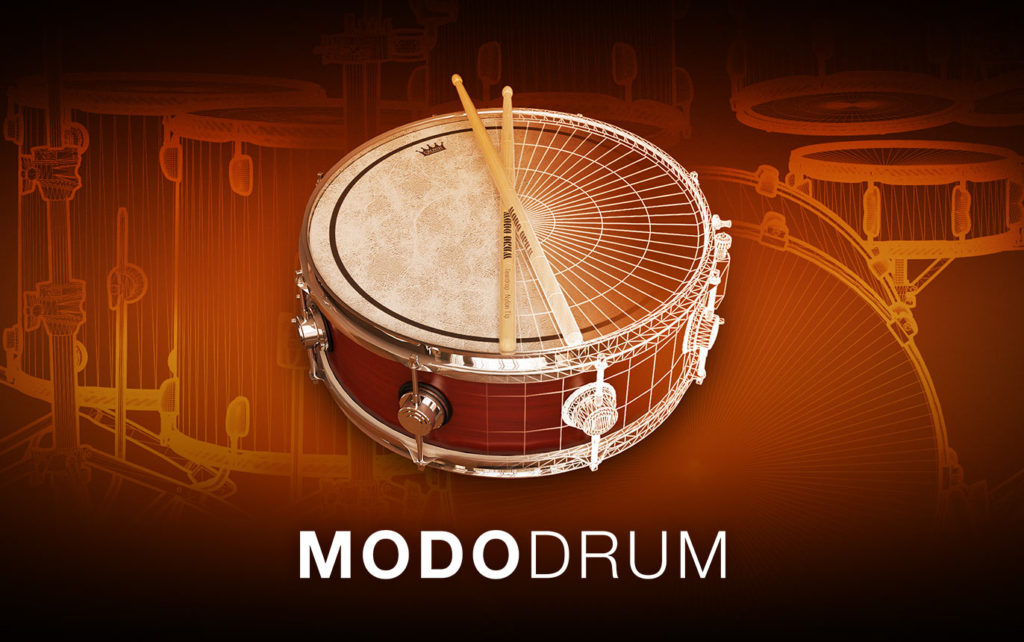 MODO DRUM from IK Multimedia